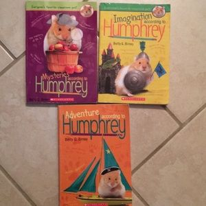 📚HUMPHRY BOOK BUNDLE BY SCHOLASTIC